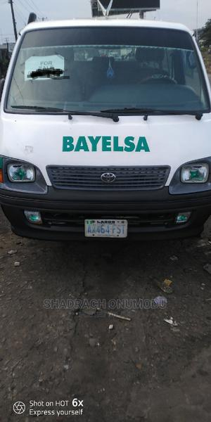 First Grade 2001 Toyota Hiace Bus for Sale | Buses & Microbuses for sale in Rivers State, Port-Harcourt