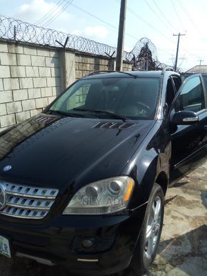 Mercedes-Benz M Class 2006 Black | Cars for sale in Delta State, Warri