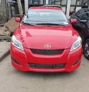 Toyota Matrix 2009 Red   Cars for sale in Lagos State, Ikoyi