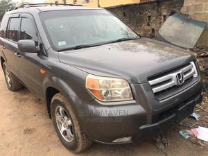Honda Pilot 2007 EX 4x4 (3.5L 6cyl 5A) Gray   Cars for sale in Lagos State, Isolo