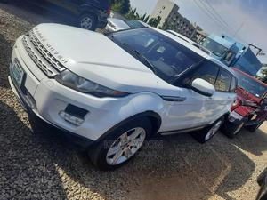 Land Rover Range Rover Evoque 2012 Coupe Dynamic White | Cars for sale in Abuja (FCT) State, Central Business Dis