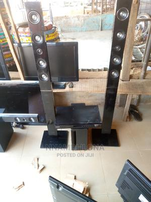 2 Standing Samsung Home Theater | Audio & Music Equipment for sale in Abuja (FCT) State, Gwagwalada