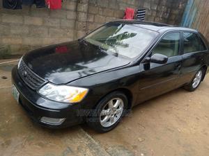 Toyota Avalon 2004 XL Black | Cars for sale in Akwa Ibom State, Uyo