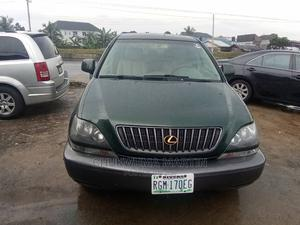Lexus RX 2002 Green | Cars for sale in Rivers State, Port-Harcourt
