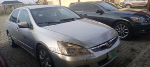 Honda Accord 2006 Sedan EX Silver | Cars for sale in Lagos State, Agege
