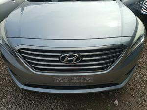 Hyundai Sonata 2015 Gray | Cars for sale in Abuja (FCT) State, Central Business District