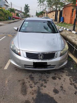 Honda Accord 2008 2.0 Comfort Automatic Silver | Cars for sale in Lagos State, Ikeja