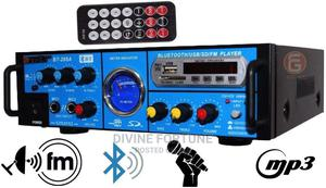 BT-288A, Mini Karaoke Amplifier With Bluetooth | Audio & Music Equipment for sale in Lagos State, Ikeja