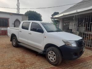 Toyota Hilux 2012 2.0 VVT-i SRX White   Cars for sale in Lagos State, Ikorodu