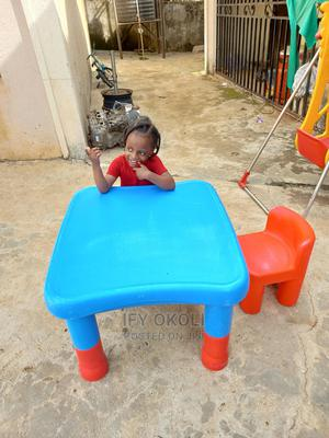 Toddler Table and 2 Chairs | Children's Furniture for sale in Abuja (FCT) State, Gwarinpa