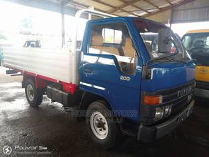 Toyota Dyna 200 4 Tyres Normal Hand | Trucks & Trailers for sale in Lagos State, Apapa