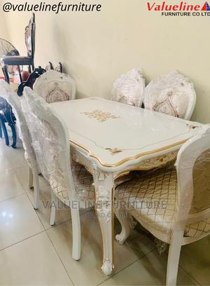 Royal Dinning Table and Chair   Furniture for sale in Lagos State, Ikeja