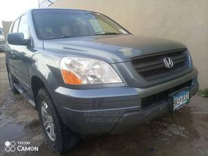 Honda Pilot 2005 Blue   Cars for sale in Lagos State, Isolo