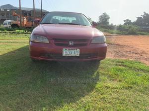 Honda Accord 1999 EX Red   Cars for sale in Kaduna State, Kaduna / Kaduna State