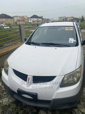 Pontiac Vibe 2004 Automatic White | Cars for sale in Lagos State, Lekki