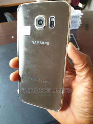 Samsung Galaxy S6 edge 32 GB Gold | Mobile Phones for sale in Edo State, Auchi