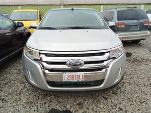 Ford Edge 2013 SE 4dr AWD (3.5L 6cyl 6A) Silver | Cars for sale in Lagos State, Agege