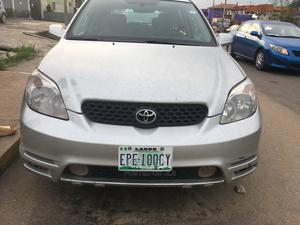 Toyota Matrix 2004 Red | Cars for sale in Lagos State, Ikeja