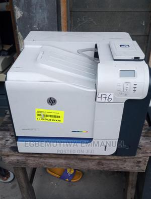 Hp Laserjet 500 Printer Only Color | Printers & Scanners for sale in Lagos State, Surulere