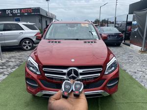 Mercedes-Benz GLE-Class 2016 Red | Cars for sale in Lagos State, Lekki