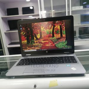 Laptop HP ProBook 650 G3 8GB Intel Core I5 HDD 500GB   Laptops & Computers for sale in Lagos State, Ikeja