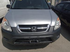 Honda CR-V 2005 Automatic Silver | Cars for sale in Lagos State, Ajah