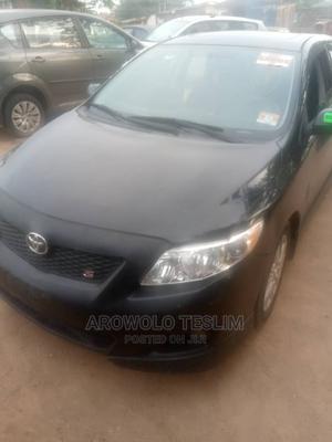 Toyota Corolla 2010 Black | Cars for sale in Osun State, Osogbo
