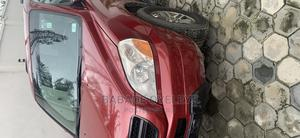 Honda Pilot 2003 EX 4x4 (3.5L 6cyl 5A) Red | Cars for sale in Lagos State, Ajah