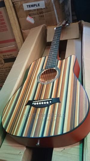 Professional Acoustic Guitar | Musical Instruments & Gear for sale in Lagos State, Ikeja