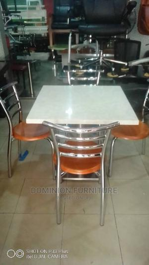 Good Quality Dinning Table With 4 Chairs. | Furniture for sale in Abuja (FCT) State, Maitama