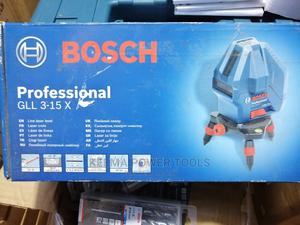 Bosch Line Laser GLL 3-15 X | Measuring & Layout Tools for sale in Lagos State, Lagos Island (Eko)