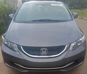 Honda Civic 2013 HF Sedan EX Gray   Cars for sale in Abuja (FCT) State, Wuse 2