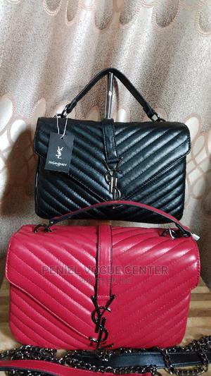 YSL Classic Pure Leather Bag | Bags for sale in Lagos State, Ajah