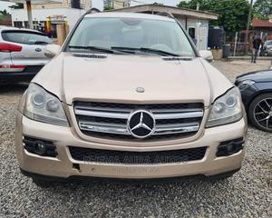 Mercedes-Benz GL Class 2007 Gold | Cars for sale in Lagos State, Yaba