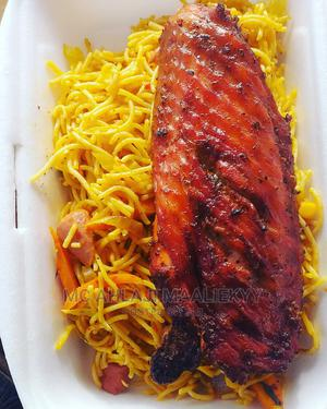 Spaghetti and BBQ Turkey | Meals & Drinks for sale in Lagos State, Ogba
