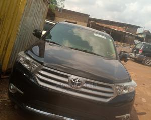 Toyota Highlander 2012 Limited Black | Cars for sale in Oyo State, Ibadan