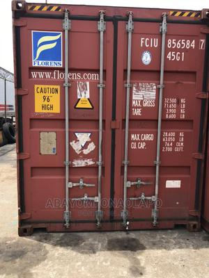 High Cube Standard Dry 40ft Container's for Sale | Other Repair & Construction Items for sale in Lagos State, Apapa