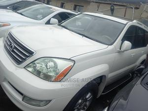 Lexus GX 2006 470 Sport Utility White | Cars for sale in Lagos State, Ikeja