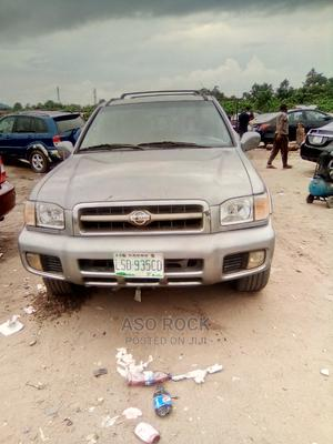 Nissan Pathfinder 2001 Automatic Silver | Cars for sale in Lagos State, Amuwo-Odofin
