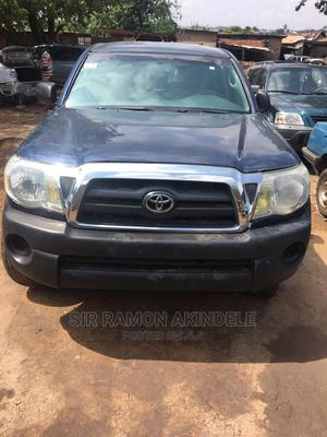 Toyota Tacoma 2008 4x4 Double Cab Blue   Cars for sale in Oyo State, Ibadan