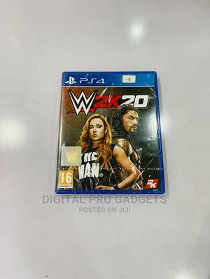 Wwe W2K20 Ps4 Cd | Video Games for sale in Imo State, Owerri
