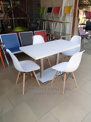 Good Quality Dinning Table With 4 Chairs. | Furniture for sale in Lagos State, Lekki