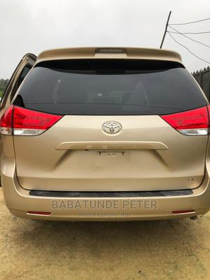 Toyota Sienna 2011 7 Passenger Gold | Cars for sale in Lagos State, Ajah