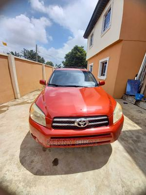 Toyota RAV4 2008 Red   Cars for sale in Lagos State, Ipaja