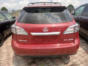 Lexus RX 2010 350 Red | Cars for sale in Rivers State, Port-Harcourt