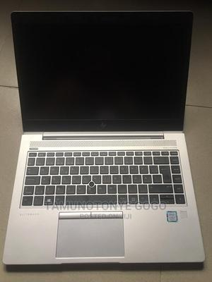 Laptop HP EliteBook 840 G5 16GB Intel Core I7 SSD 512GB   Laptops & Computers for sale in Rivers State, Port-Harcourt