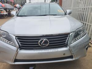 Lexus RX 2013 350 AWD Silver | Cars for sale in Lagos State, Ikeja