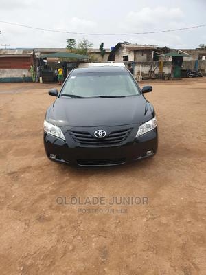 Toyota Camry 2007 Black   Cars for sale in Ogun State, Ado-Odo/Ota