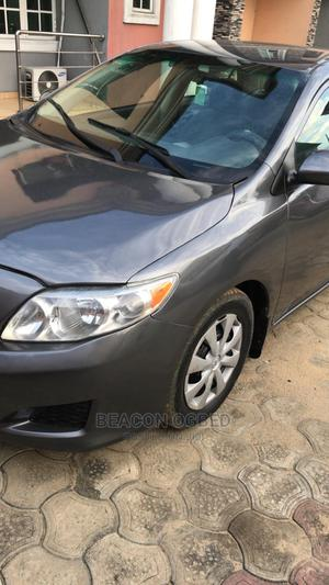 Toyota Corolla 2010 Gray   Cars for sale in Rivers State, Obio-Akpor