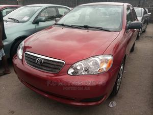 Toyota Corolla 2006 Red | Cars for sale in Lagos State, Apapa